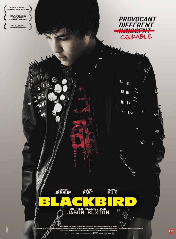 120X160 BLACK BIRD