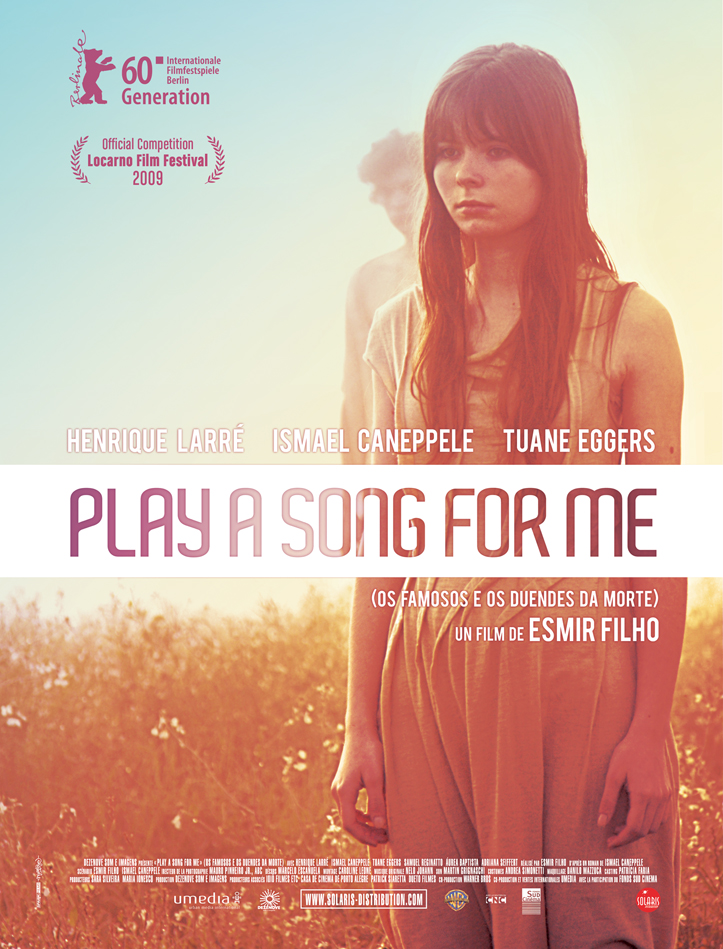 Affiche Play a song for me