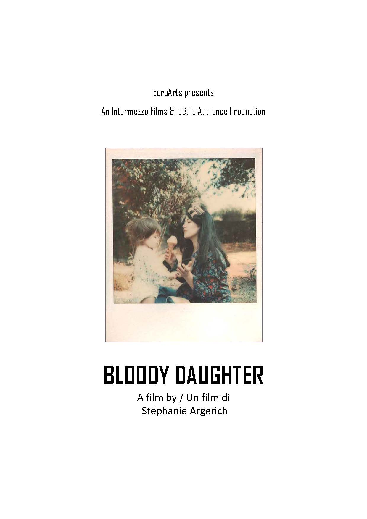 Presskit Bloody Daughter 1