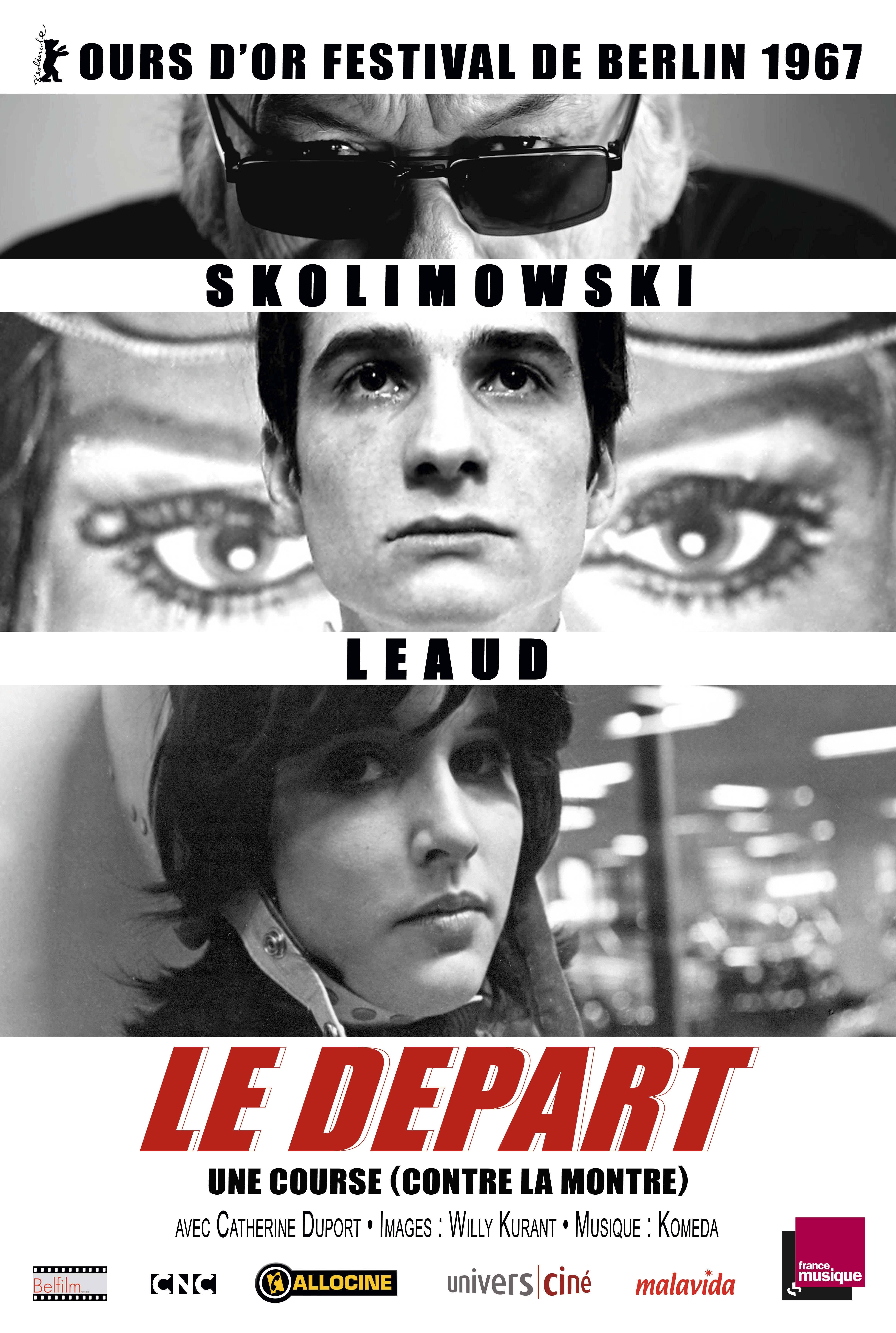 affiche LE DEPART