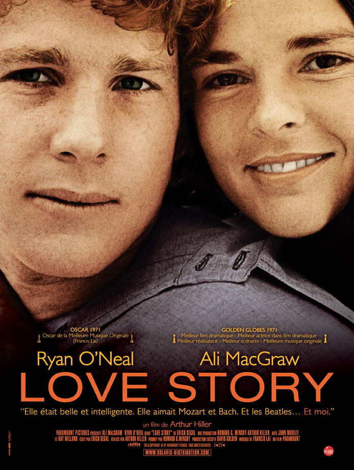 affiche love story