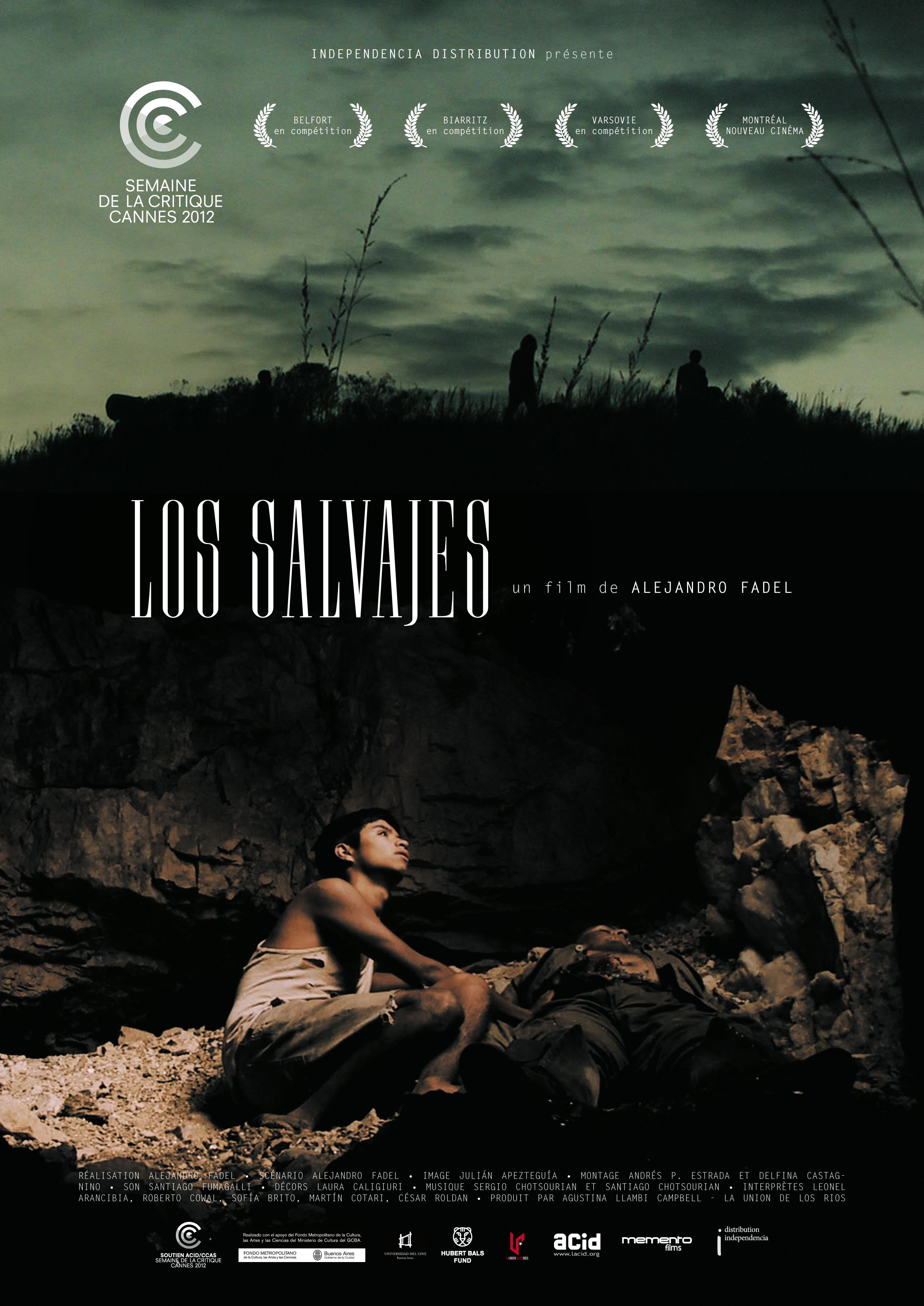 los_salvajes_poster